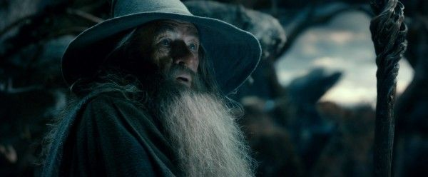 The one and only, Gandalf aka Ian McKellen