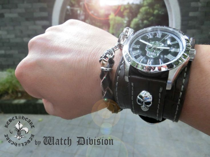fastrack watches products silver skull n bikers fopping bones with belt leather black pid accessories dial mens