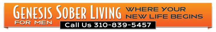 Genesis Sober Living for Men, Cheviot Hills, West Los Angeles 90064 310-839-5457