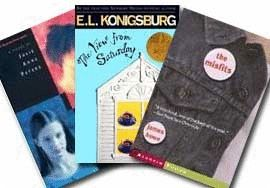 Bookshelf Bests: Great Back-to-School Books for Middle Schoolers