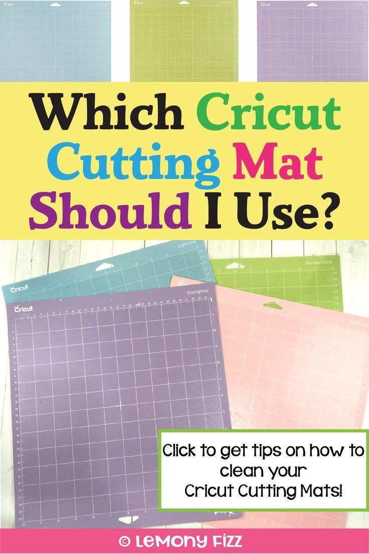 Why Cricut Mats Are The Secret Ingredient To Better Crafting Cricut Mat Cricut Cricut Tutorials
