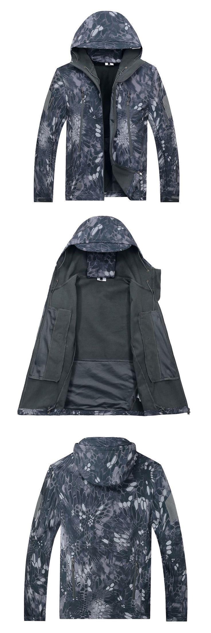 Kryptek combat Softshell Jacket TAD Typhon Softshell hoody Thermal jacket TAD jacket Kryptek softshell jacket
