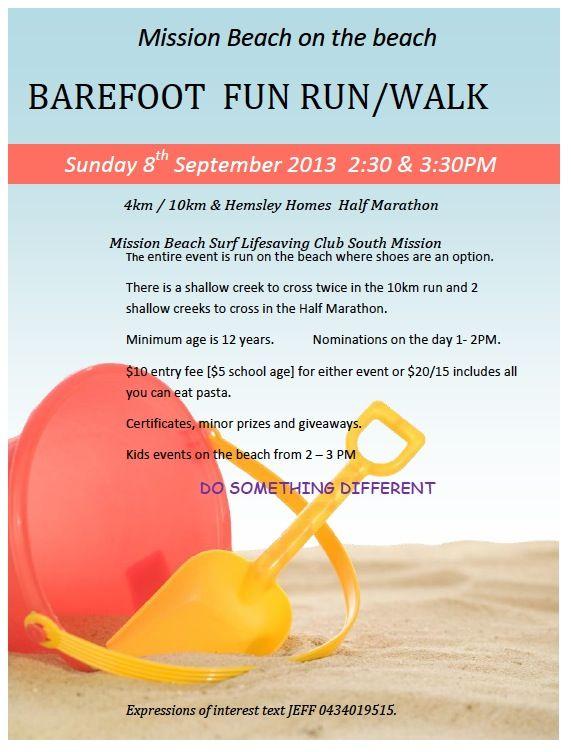 Barefoot Run 2013