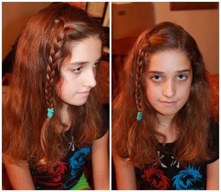 Cute And Easy Hairstyles For School : Simple Hairstyle