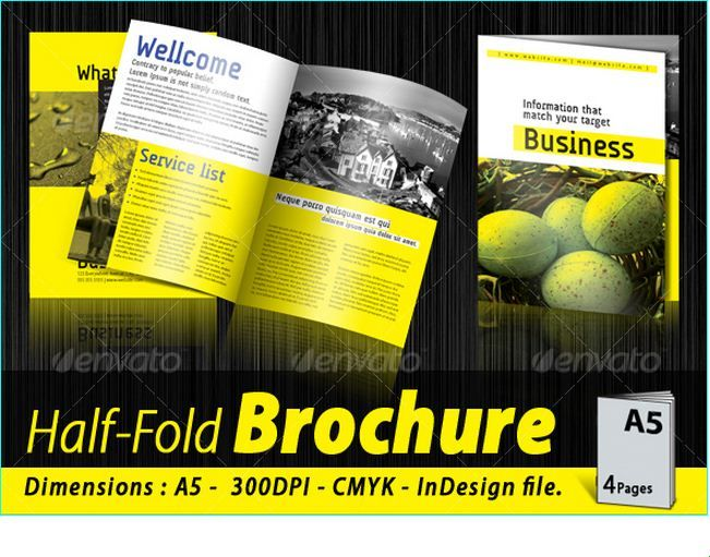 29 Best Revisable Premium Brochure Template Designs Images On