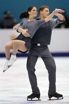 Canadian couple figure skater - Sale & Pelletier
