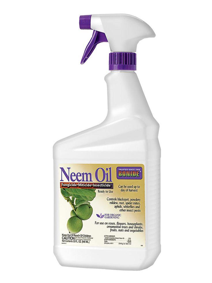 neem oil how to make