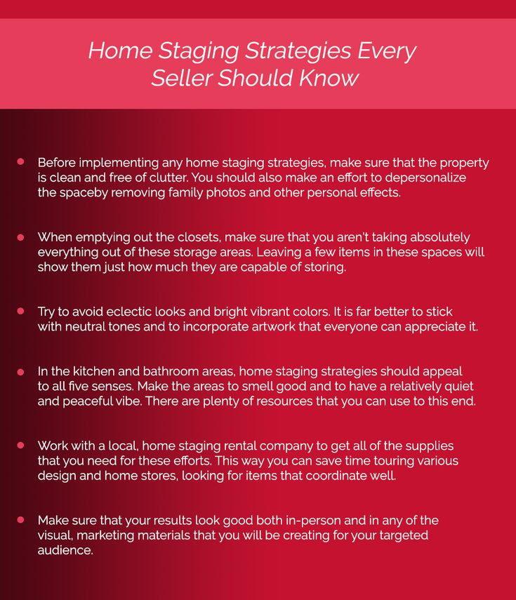 Are you planning to sell your home or put it for sale? Then home staging is key to your success. The buyers will get a chance to envision themselves actually living in your place. Visit this infographic to know more. #homestaging #furniture #propertstyling