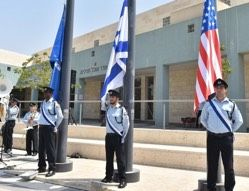 """We Have the Utmost Respect for You"": American Police Officers in ""Unity Tour"" of Israel"
