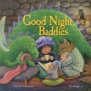 PERSPECTIVE: Good Night, Baddies by Deborah Underwood