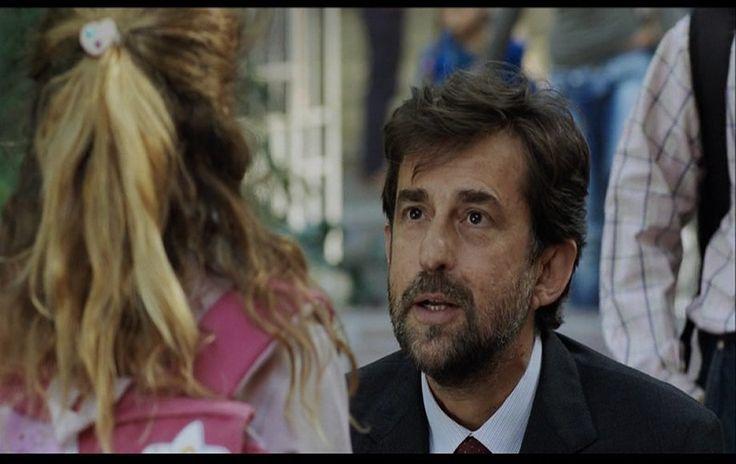 """Blu Di Martino e Nanni Moretti in """"Caos calmo"""""""