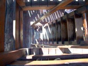 Zalakaros Aussichtsturm / Treppe Aussichtsturm Zalakaros