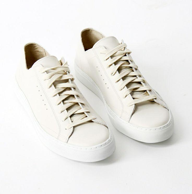 M. MORGAN - Sneaker high - white Mode-Stil Online JBwNIjx7