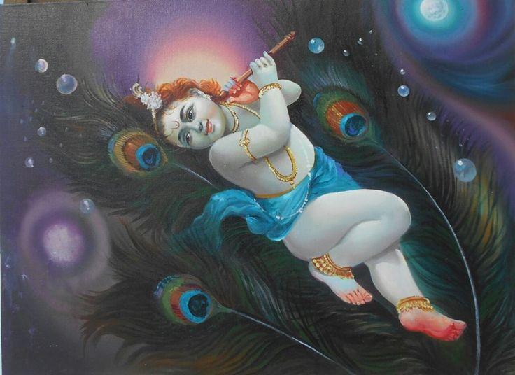 Lord Krishna  Priya Sabapathy
