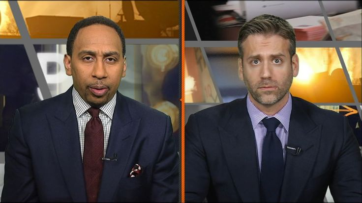 Max Kellerman says Kelly Oubre Jr. responded inappropriately to Kelly Olynyk 's move, whereas Stephen A. Smith agrees he deserved to be ejected, but not suspended.