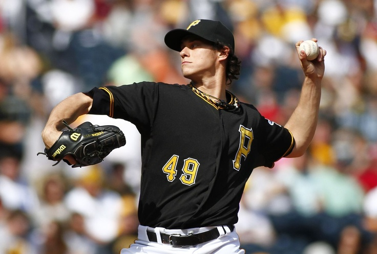 Jeff Locke - Pittsburgh Pirates Pitcher - All-star - North Conway, NH native.