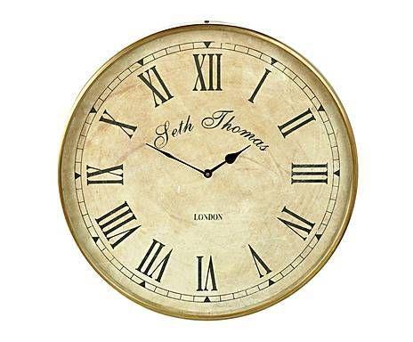 PARLANE: Reloj de pared Vintage
