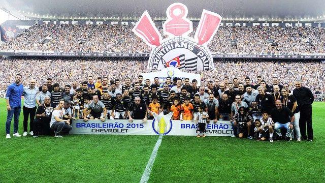 Corinthians x São Paulo time mosaico (créditos: Marcos Ribolli)