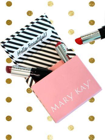 Set Navidad - Labiales Mary Kay® - Mary Kay