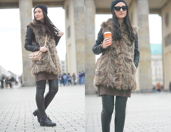 NEW on http://www.keepitstylishandsexy.de/2016/03/leather-fur.html#more