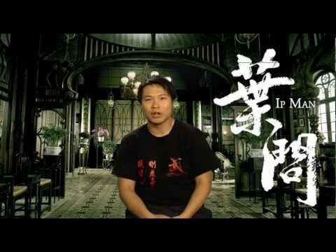 Wing chun in Central London by Ip Man movie Choreographer - Master Leo A...