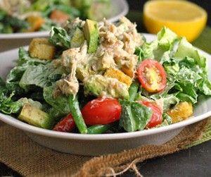 Crab and Avocado Salad | Soups and Salads | Pinterest