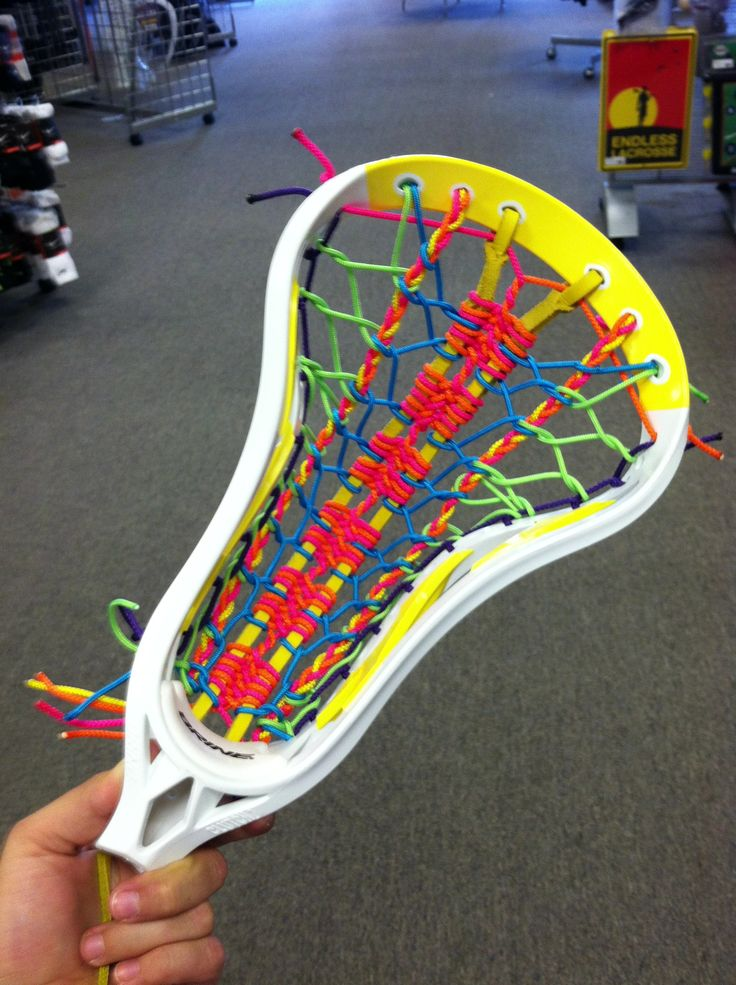 I Strung This Very Colorful Version Of A Pita Pocket For