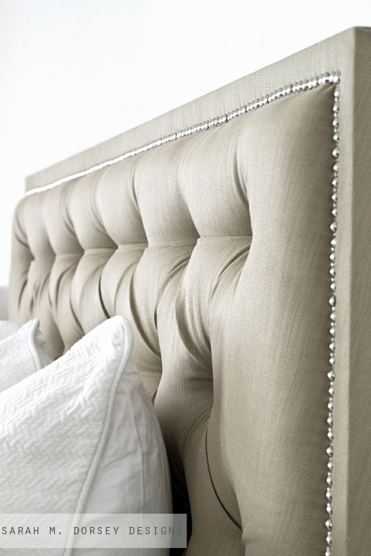 DIY deep tufted headboard & 485 best Home decor/Headboards and bedroom accessories images on ... pillowsntoast.com