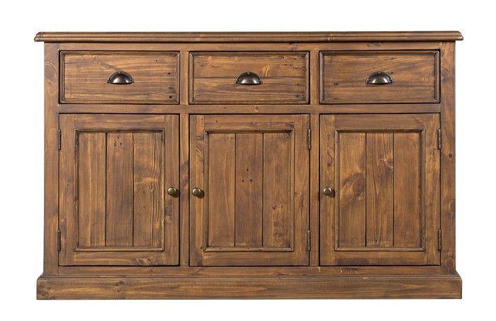 Colonial Medium Buffet (1435W x 450D x 900H mm) RRP $998