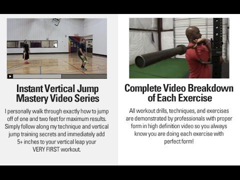 Best Vertical Jump Program - How To Dunk