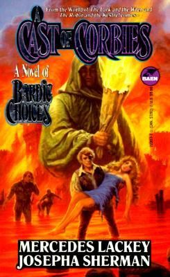 The Cosy Dragon: Mercedes Lackey - A Cast of Corbies
