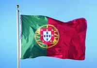 Wish | 150X90CM Portugal Flag 3x5ft Portugal Country flag National flag Portuguese flag (Size: 150cm by 90cm, Color: Multicolor)