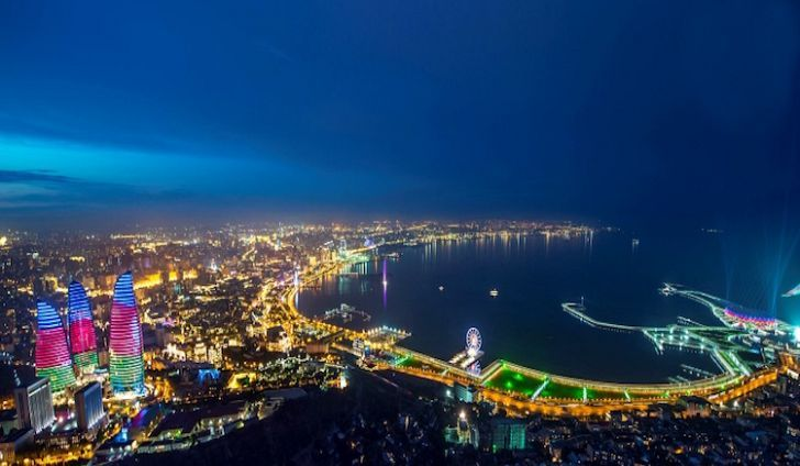 How About Going To This Beautiful Spot In Azerbaijan On This Eid Baku Holidays Tour Package Overseas Jobs City Tourism