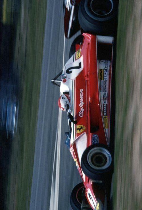 Clay Regazzoni - Ferrari - Zolder, Belgium Grand Prix - 1976 - https://www.luxury.guugles.com/clay-regazzoni-ferrari-zolder-belgium-grand-prix-1976/