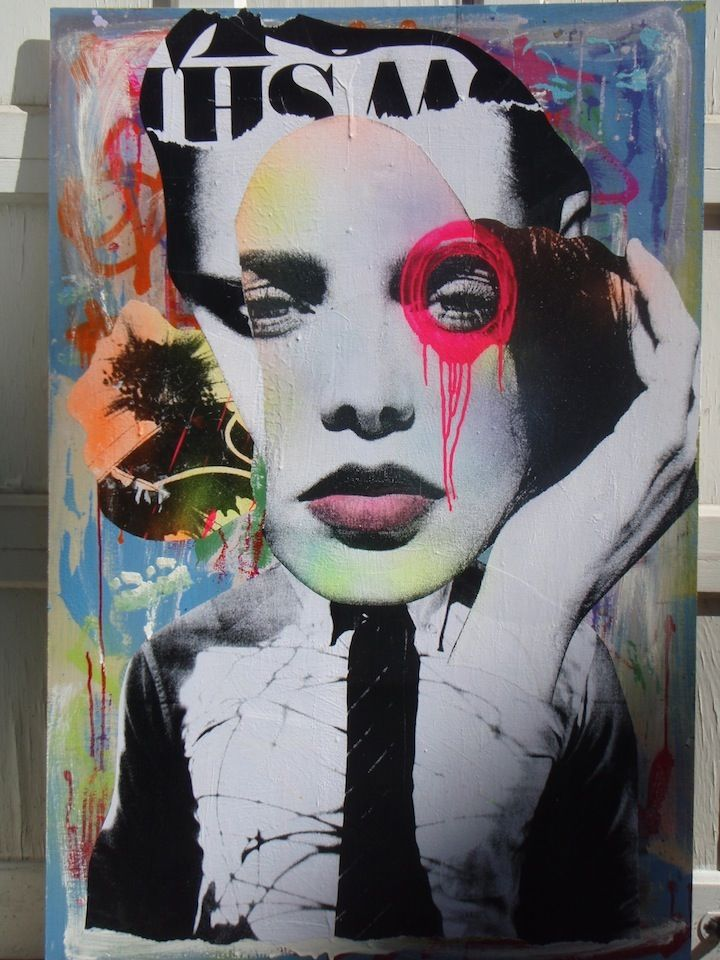 ITS A STICK UP Features Paste ups by Brooklyn based Artists Dain, Cake and 18 Other Global Masters of the Craft