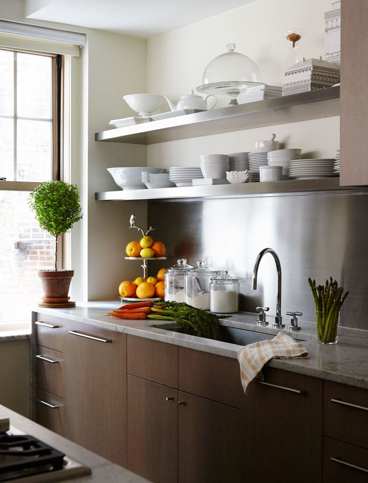 338 best home decor images on pinterest for Apartment galley kitchen designs