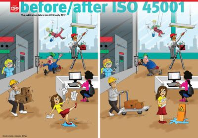 Segurança do Trabalho em Campo: ISO 45001 - 5 dicas para manter seus trabalhadores...