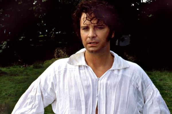Colin Firth's Mr. Darcy Immortalized In London Lake | Lovelyish