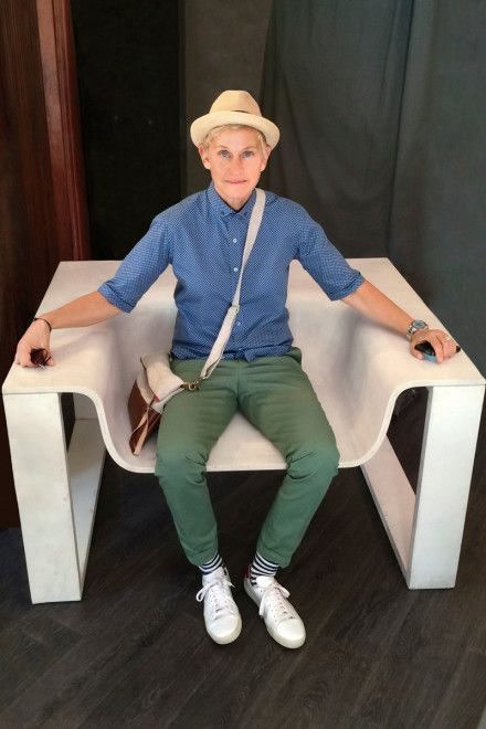 Ellen Degeneres lifestyle and clothing brand E.D. promises to be all about polished casual, whimsical humor and effortless design. Move over Martha, Blake & Gwynnie.