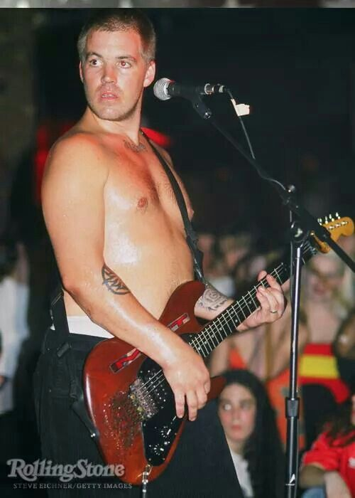 Bradley Nowell of Sublime