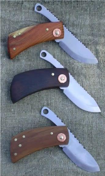pinterest.com/fra411 #knives Folders -