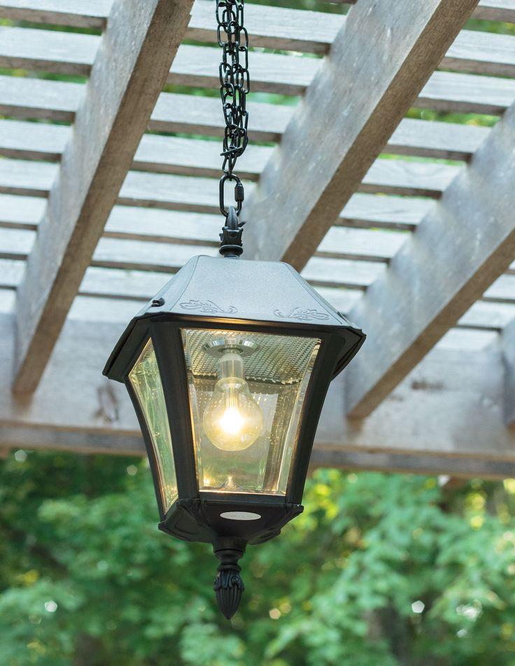 Baytown Ii Bulb Solar Hanging Light Gs 105b Cx Hanging Lights