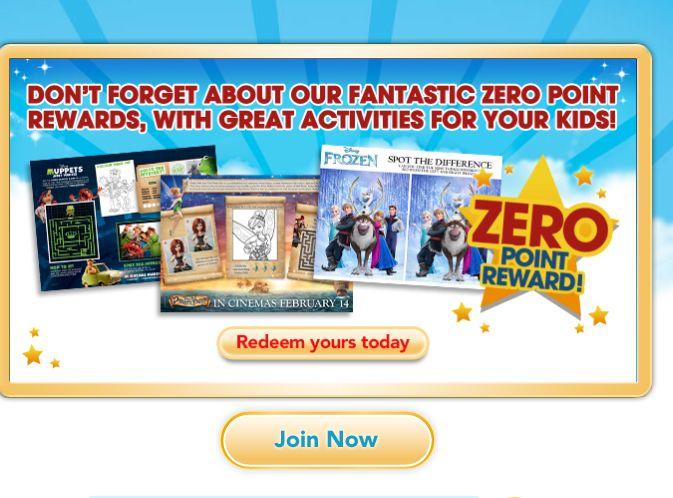KIDS Free Disney Frozen Activity Pack at Disney Movie Rewards #zeropoints #kids #art #craft