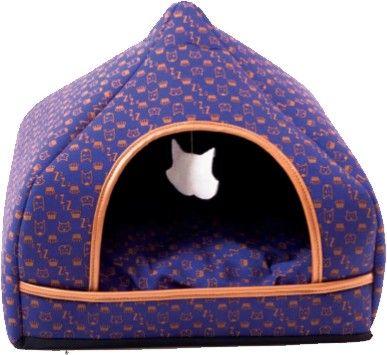 igloo per gatti Blu imperiale