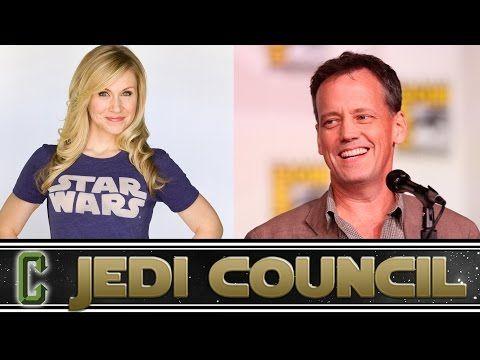 "Star Wars Rebels ""Ahsoka Tano"" & ""Captain Rex"" Ashley Eckstein and Dee Bradley Baker Interview - YouTube"