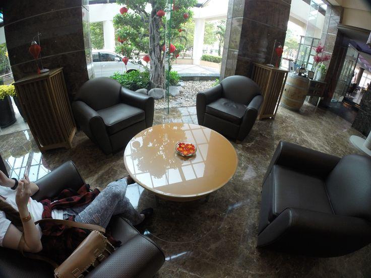 Lobby at Sofitel