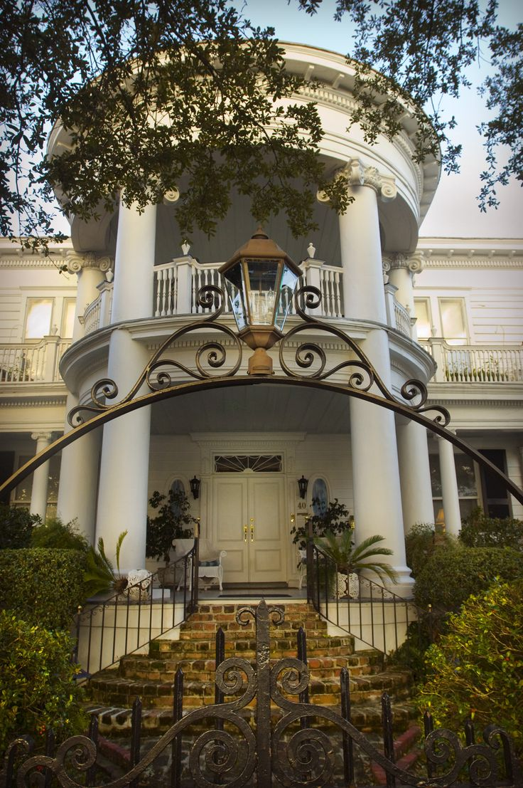 Charleston, first stop on our road trip this summer; I'm hoping I get to see this!
