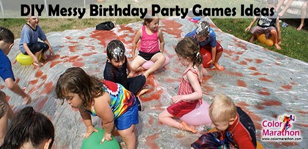 Birthday Party games make kids day more memorable. 12 Best gaming ideas including indoor and outdoor games, you need for your kids.