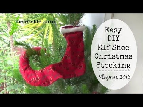 DIY Christmas Stockings (for Parents that Suck at Sewing) – The Fern Life