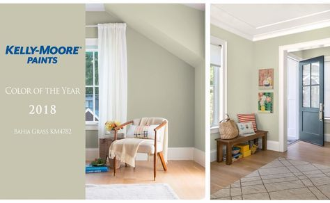 These will be the most popular paint colors in 2018 KM Bahia Grass